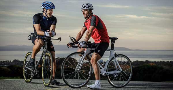 Велосипед и фитнес