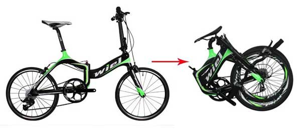 Складной велосипед - преимущества покупки