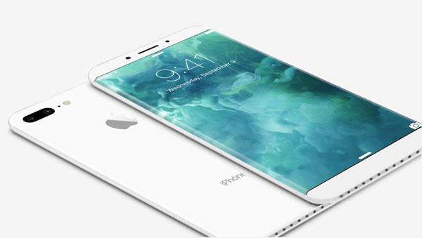 Iphone 8 в сентябре 2017 с новыми технологиями