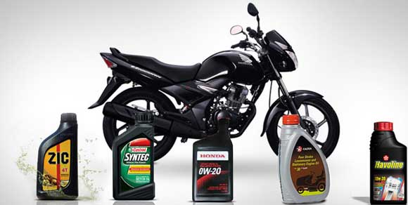 Моторное масло для мотоцикла, как выбрать