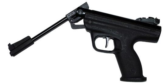 Пневматический пистолет - виды и типы, как выбрать