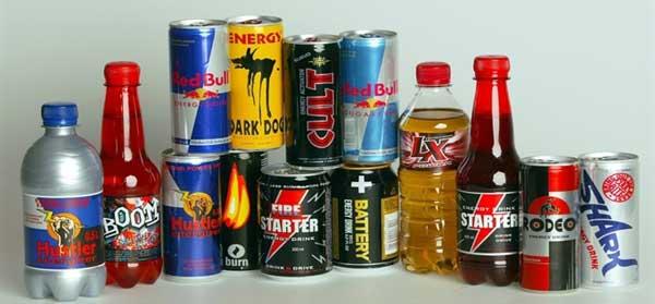 Безалкогольные энергетические напитки вредны и лишают сил