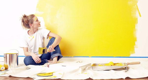 Выгодные краски для ремонта квартиры