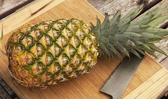 Ученые узнали о необычных свойствах ананаса
