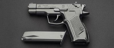 Травматический пистолет «Гроза» 02 - обзор, видео