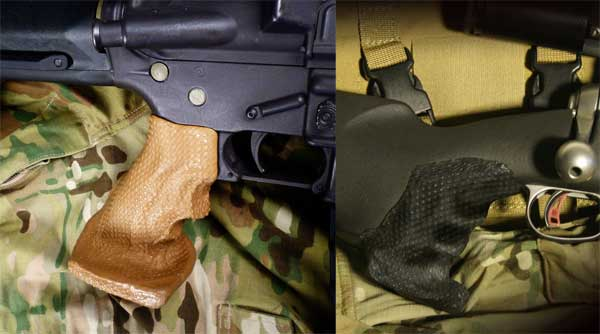 RAT Grips анатомические рукоятки для оружия