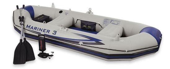 Гребная лодка - как выбрать