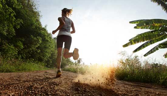 Когда совершать пробежки на свежем воздухе