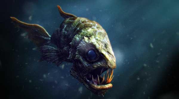 Самые опасные и страшные рыбы для рыбака
