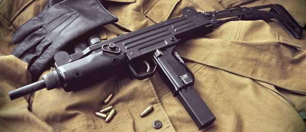 UZI израильский пистолет-пулемет